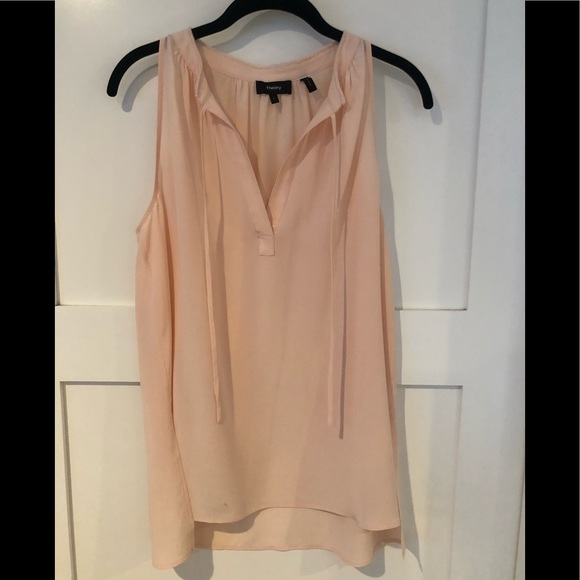 Theory Tops - Theory silk tank top Size Large